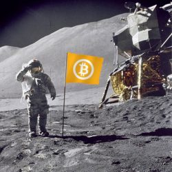 bitcoin on the moon